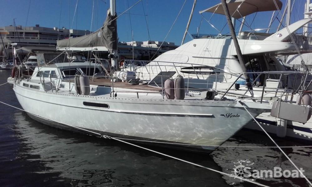 Segelboot mit oder ohne Skipper Cnso mieten in Porto-Vecchio
