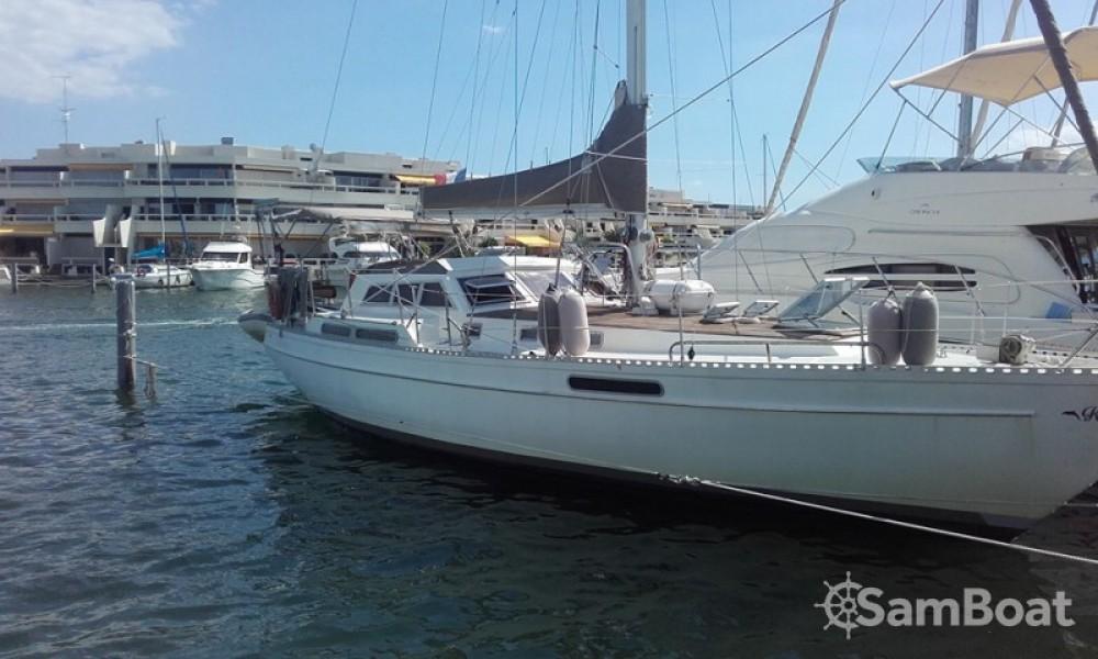 Louer Voilier avec ou sans skipper Cnso à Porto-Vecchio