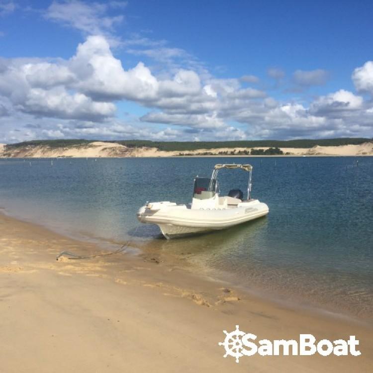 Location yacht à Lège-Cap-Ferret - Capelli Tempest 700 sur SamBoat