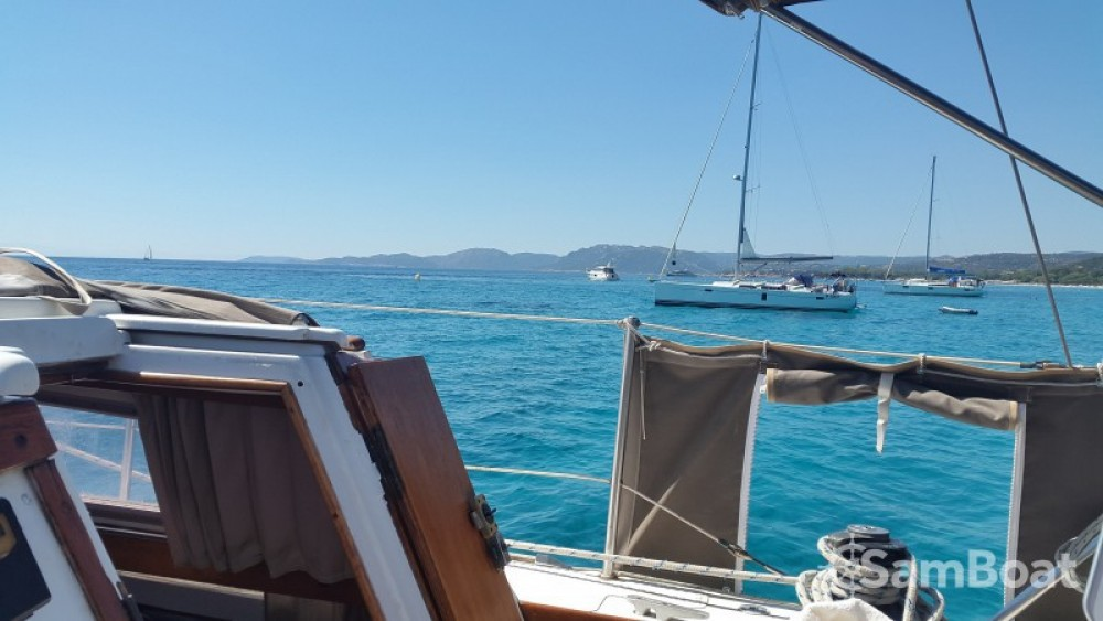 Hire Sailboat with or without skipper Cnso Porto-Vecchio
