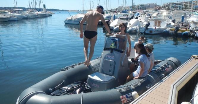Louez un Narwhal HD 520 à Cannes