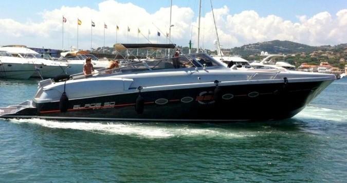 Location bateau Solare Blade Marine 50 à Cannes sur Samboat
