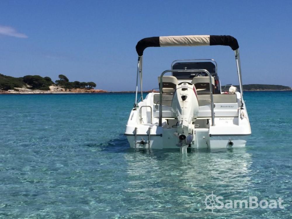 Noleggio barche Zonza economico Flyer 5
