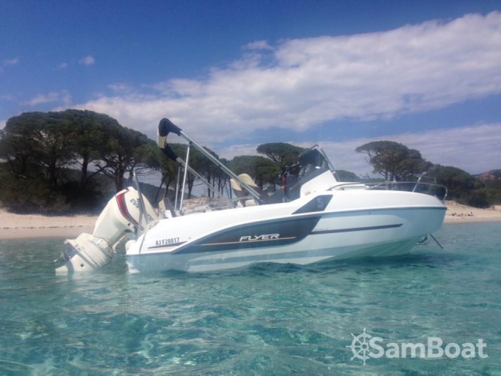 Rental Motor boat in Zonza - Bénéteau Flyer 5