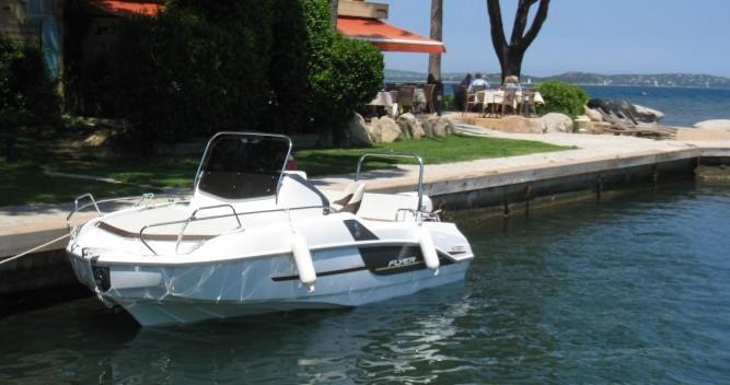 Location bateau Bénéteau Flyer 5 à Zonza sur Samboat