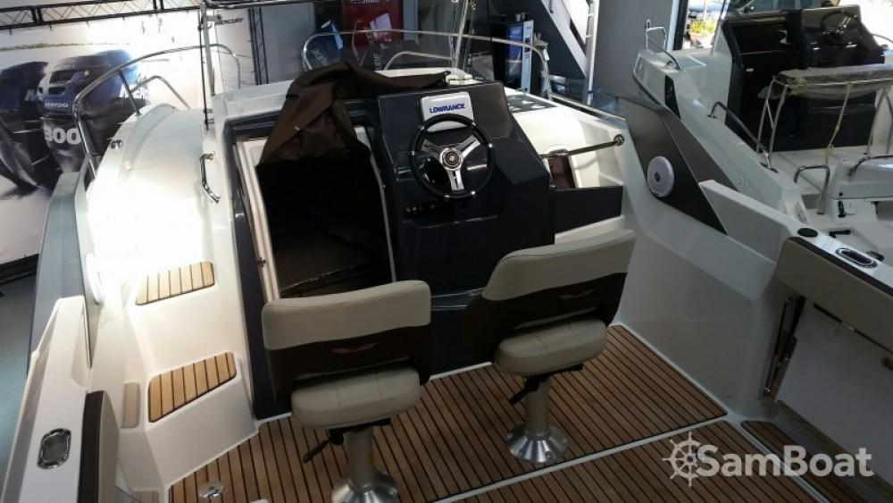 Location bateau Zonza pas cher Flyer 7