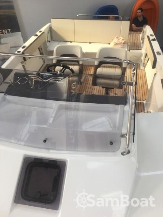 Location bateau Bénéteau Flyer 7 à Zonza sur Samboat