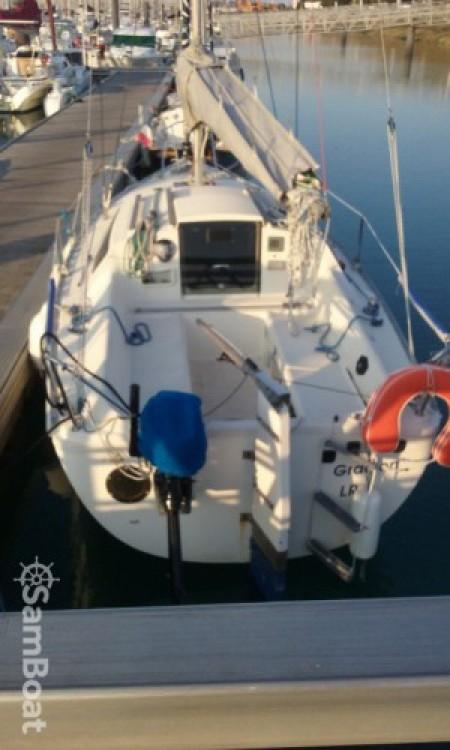 Location yacht à La Rochelle - Jeanneau Tonic 23 sur SamBoat