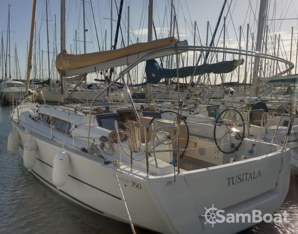 Location bateau Bandol pas cher Dufour 350 Grand Large