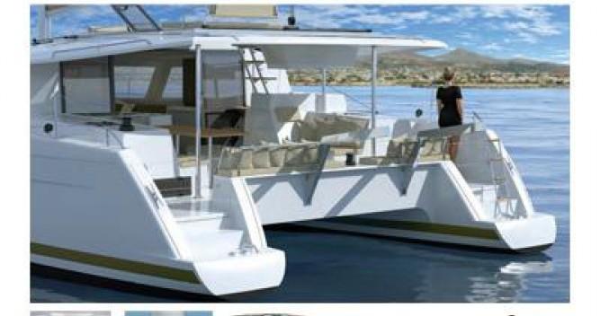 Location bateau Mandelieu-la-Napoule pas cher Helia 44 Evolution