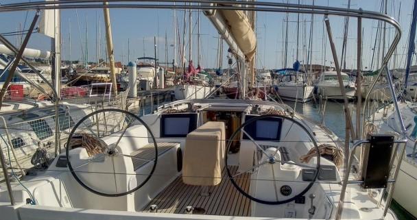 Location bateau Dufour Dufour 350 Grand Large à Sanary-sur-Mer sur Samboat
