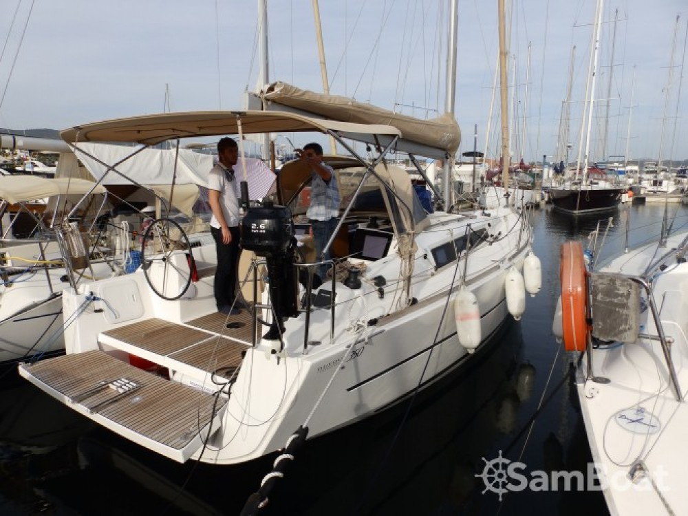 Location yacht à Bandol - Dufour Dufour 350 Grand Large sur SamBoat