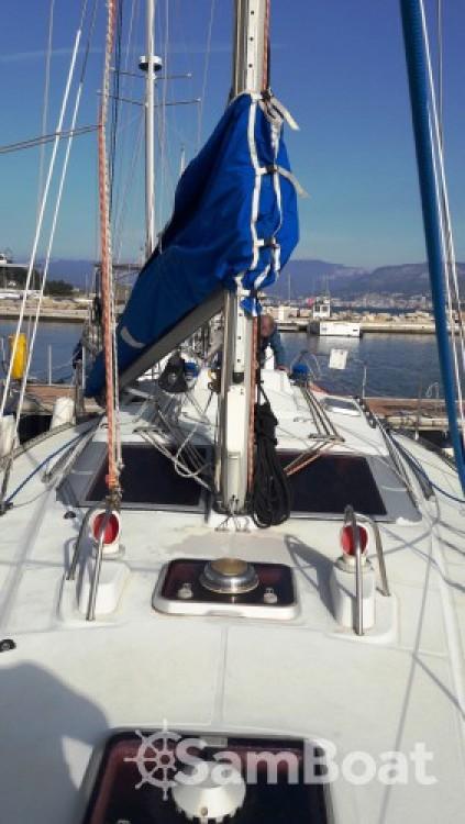 Louer Voilier avec ou sans skipper Kirie à Saint-Mandrier-sur-Mer