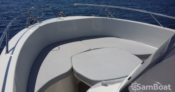 Location yacht à Golfe de Santa Giulia - Pacific Craft Open 670 sur SamBoat