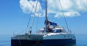 Location bateau Pointe-à-Pitre pas cher Punch 12.50