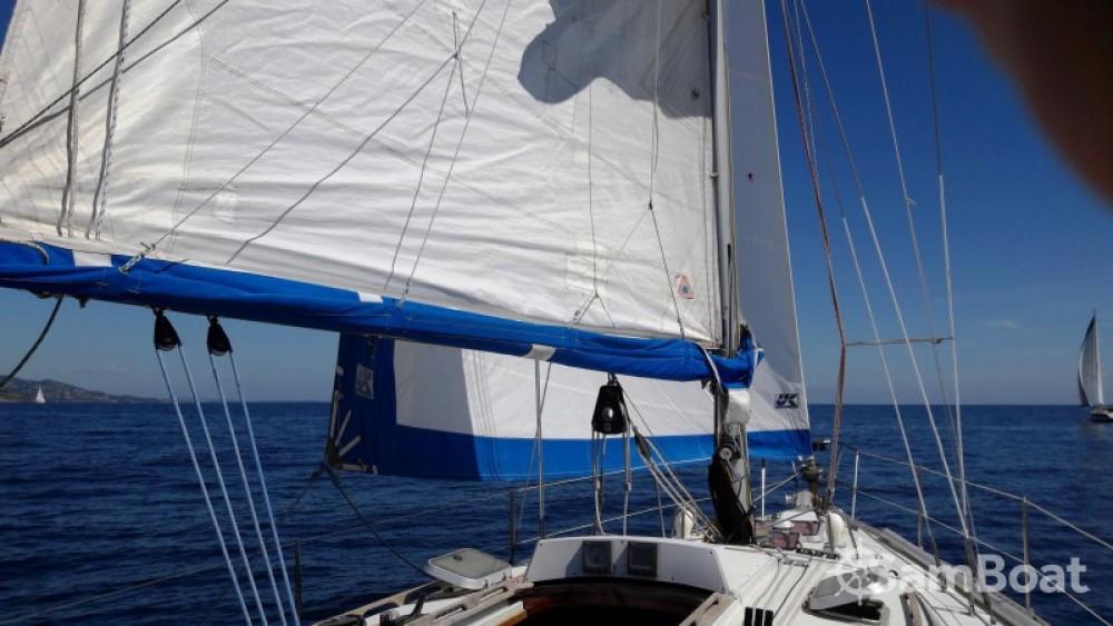 Location bateau Saint-Mandrier-sur-Mer pas cher Seven Tilt