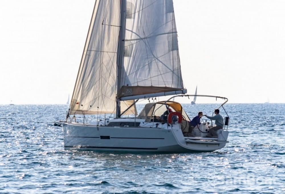 Location yacht à Bandol - Dufour Dufour 350 Grand Large sur SamBoat