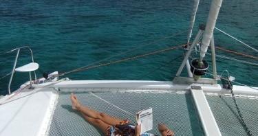 Location Catamaran Multicap-Caraibes avec permis