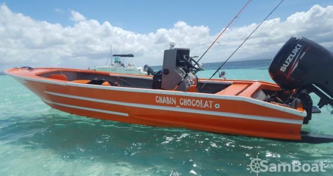 Louer Bateau à moteur avec ou sans skipper Sahati à Deshaies