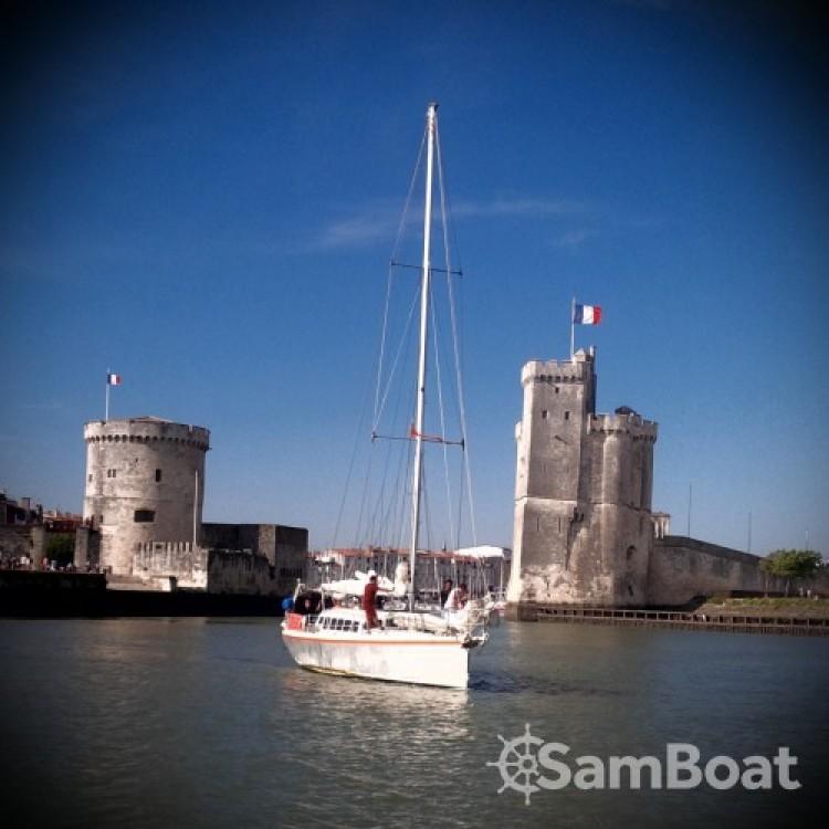 Louez un Nomade-Voile Nomade Voile à La Rochelle