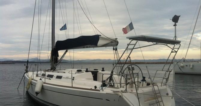 Location Voilier à La Seyne-sur-Mer - Dufour Dufour 40 Performance