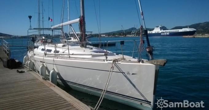 Location bateau La Seyne-sur-Mer pas cher Dufour 40 Performance