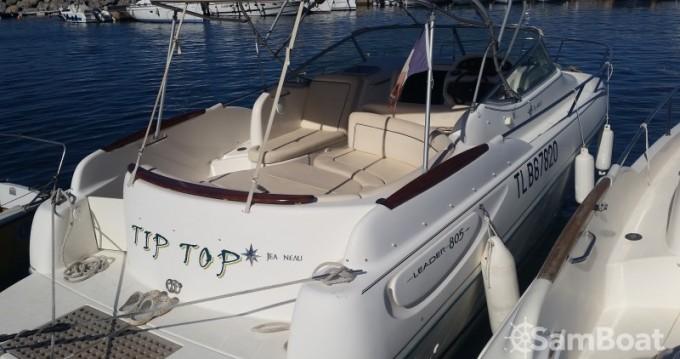 Location bateau Jeanneau Leader 805 à Cavalaire-sur-Mer sur Samboat