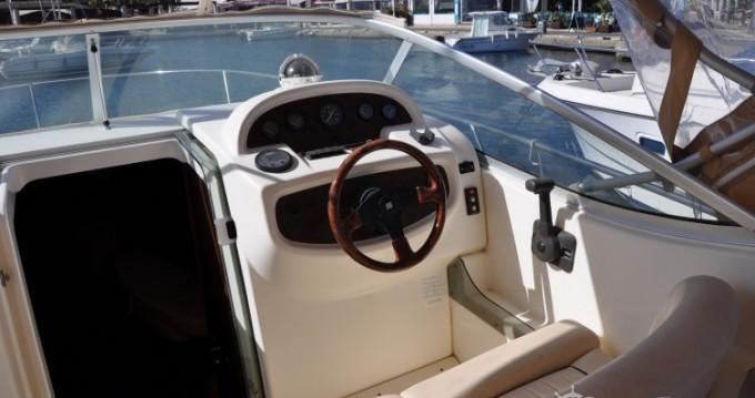 Location yacht à Cavalaire-sur-Mer - Jeanneau Leader 805 sur SamBoat