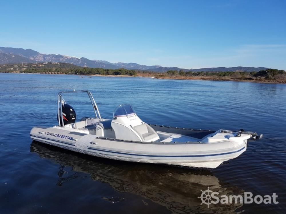 location semi rigide lomac lomac 760 club lomac 760 samboat. Black Bedroom Furniture Sets. Home Design Ideas