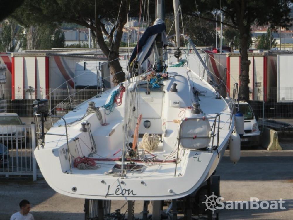 Louer Voilier avec ou sans skipper Archambault à Toulon