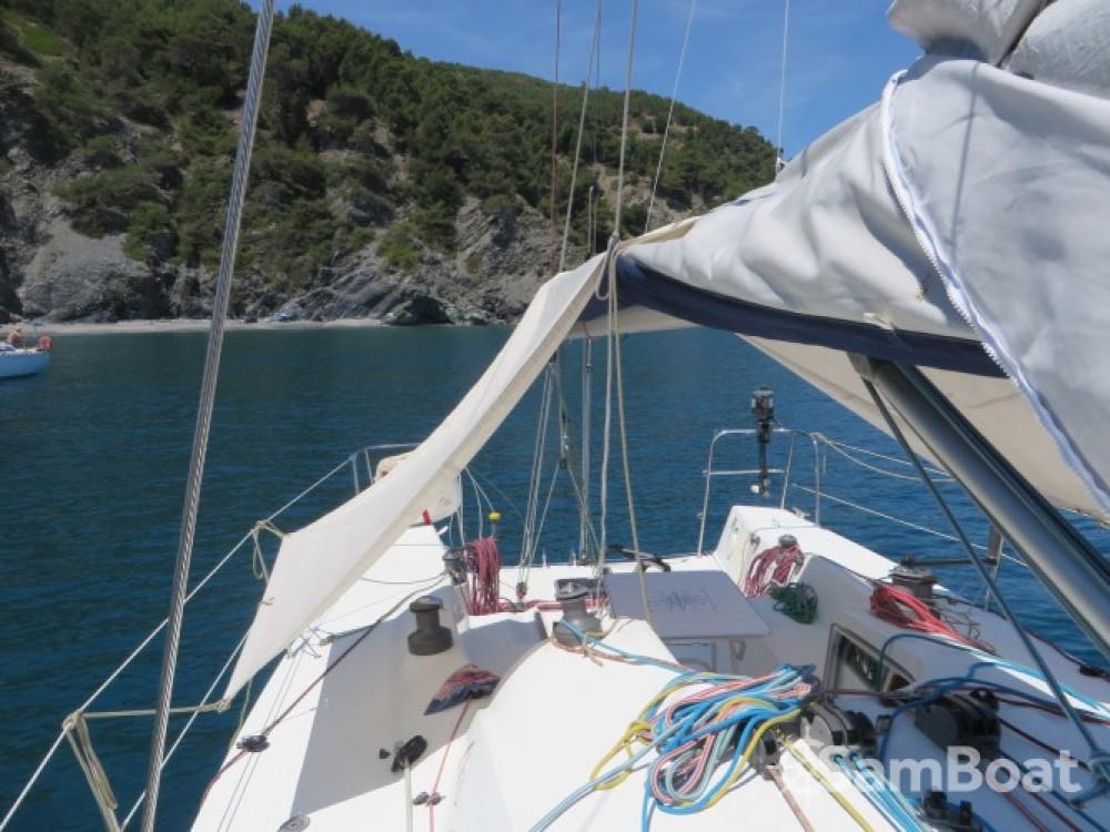 Location bateau Archambault A35 à Toulon sur Samboat