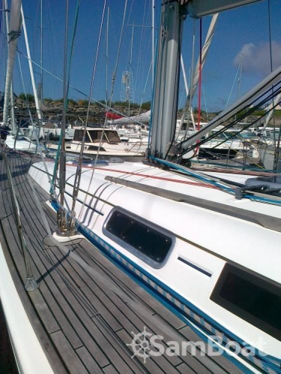 Location bateau Dufour Dufour 40 Performance à Saint-Mandrier-sur-Mer sur Samboat