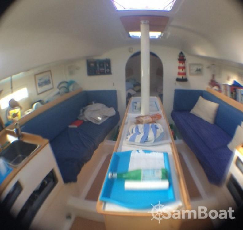 noleggio Barca a vela Saint-Mandrier-sur-Mer - Pogo Structures Pogo 10.50