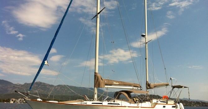 Alpha-Yatch CLIPPER 40 entre particuliers et professionnel à Porto-Vecchio