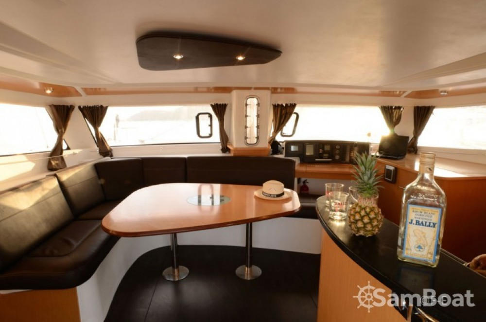 Location yacht à Pointe-à-Pitre - Fountaine Pajot Orana 44 sur SamBoat