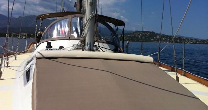 Louez un Alpha-Yatch CLIPPER 40 à Porto-Vecchio