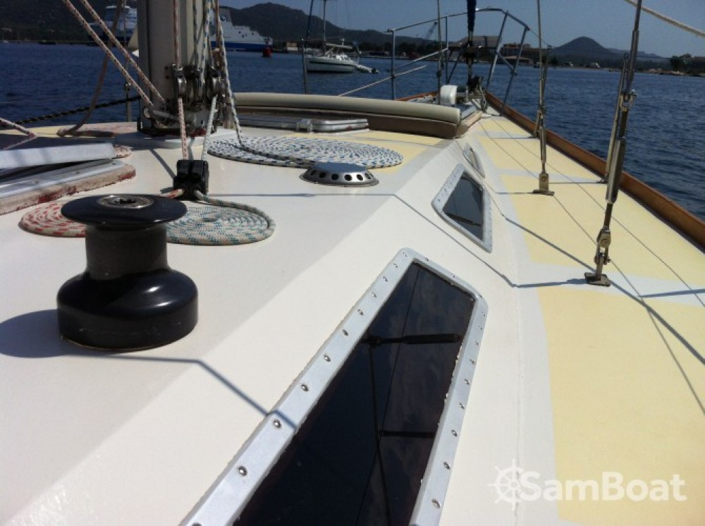 Location yacht à Porto-Vecchio - Alpha-Yatch CLIPPER 40 sur SamBoat