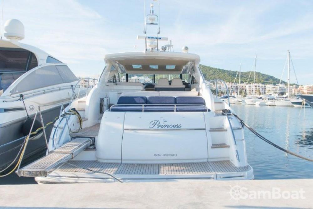 location yacht princess princess v58 princess v 58