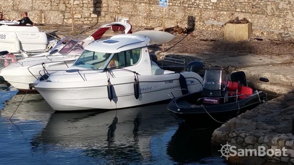 Location Bateau à moteur à Cannes - Sessa Marine Dorado 22