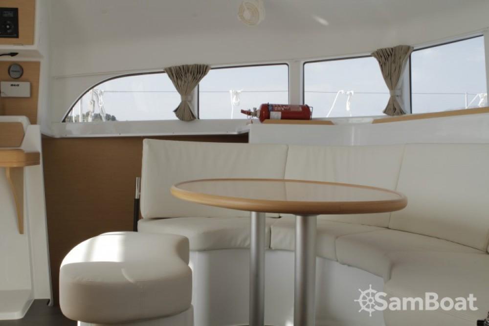 Catamaran à louer à Preveza au meilleur prix