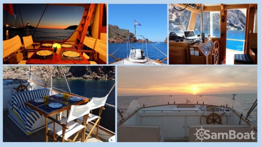 Location bateau Port Grimaud pas cher EUROPA 42