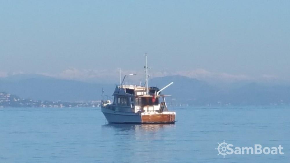 Location bateau Grand Banks EUROPA 42 à Port Grimaud sur Samboat