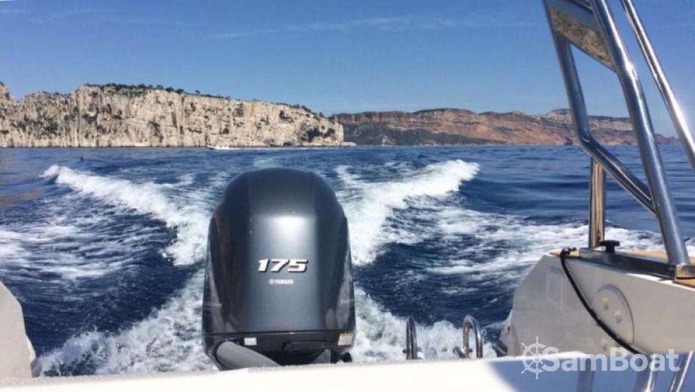 Location yacht à Marseille - Capelli Tempest 700 Sun  ( 2017 ) sur SamBoat