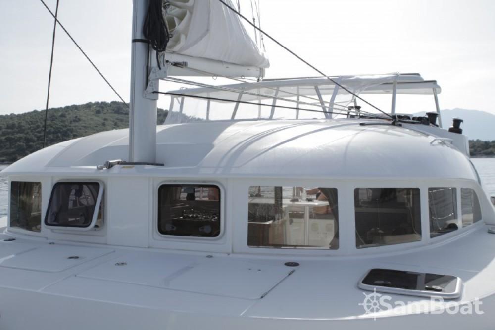 Location bateau Lagoon Lagoon 380 à Preveza sur Samboat