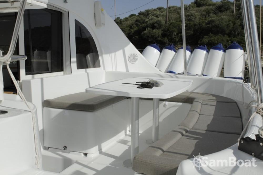 Location Catamaran à Preveza - Lagoon Lagoon 380