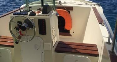 Location bateau Bouillante pas cher Tropic 710