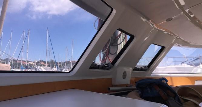 Location Catamaran à Saint-Raphaël - Fountaine Pajot Lavezzi 40