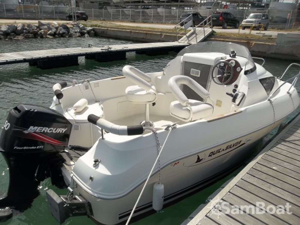 Location yacht à Leucate - Quicksilver Quicksilver 510 Cruiser sur SamBoat