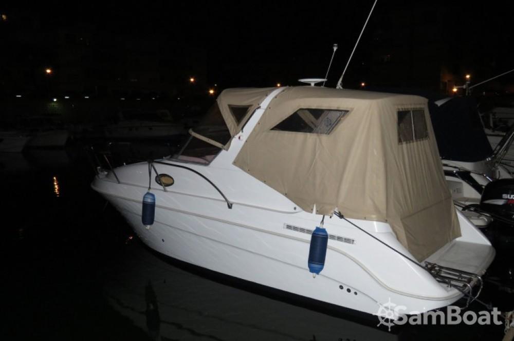 Louer Bateau à moteur avec ou sans skipper Saver à Mandelieu-la-Napoule