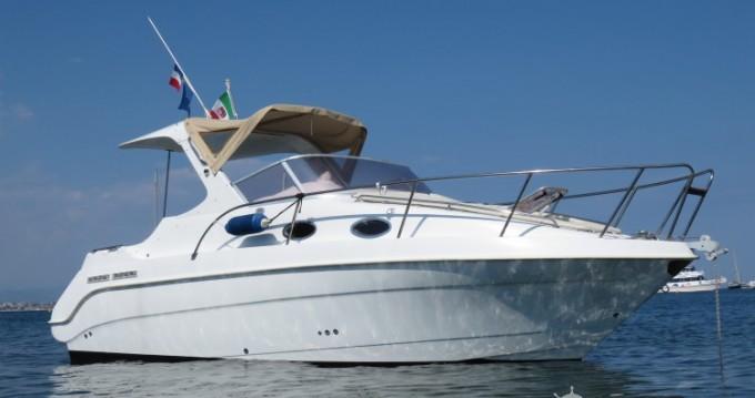 Location bateau Saver Riviera 24 à Mandelieu-la-Napoule sur Samboat